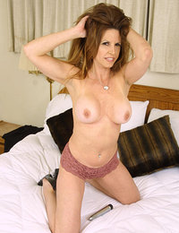 Naughty milf ladies have all it takes to seduce a man