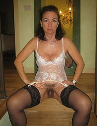 Tight stockings skintight their legs and excite